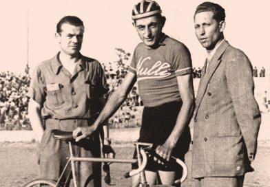 Coppi 1945, una primavera a Roma